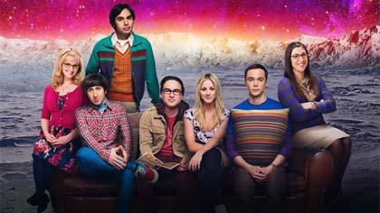 Foto do gupo da série