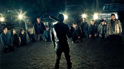 Domingo estreia a 2ª metade da 7ª temporada de The Walking Dead