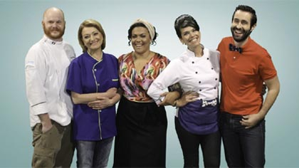 TV Gazeta estreia 'Cozinha Amiga'