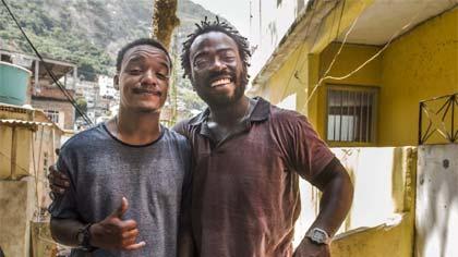 Foto de Acerola e Laranjinha, de Cidade dos Homens