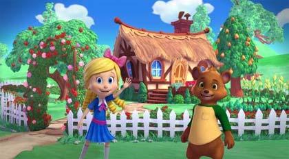 Nova temporada de 'Cachinhos Dourados e Ursinho' estreia segunda no Disney Junior
