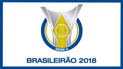 Imagem da marca do Brasileirão 2018
