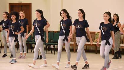 Foto de ensaio de coreografia