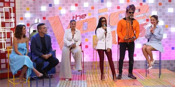 A quarta temporada de The Voice Kids estreia no dia 6 de janeiro