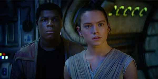 Star Wars', 'O Despertar da Força