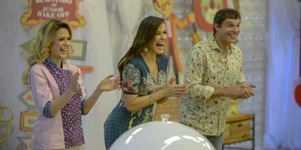SBT estreia segunda temporada de 'Júnior Bake Off'