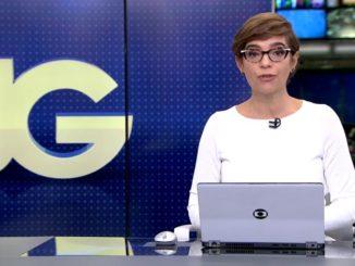 Foto de âncora do Jornal da Globo