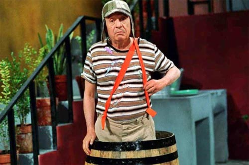Foto do Chaves