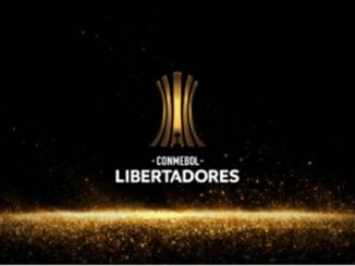 Imagem da logo da Libertadores