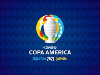 Imagem da Logo da Copa América