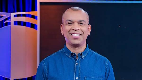 Foto do apresentador Luiz Alano
