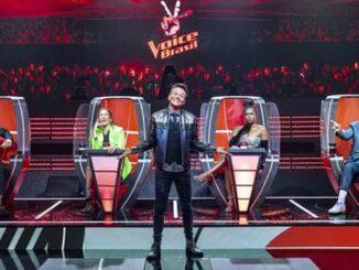 Foto de di vulgação de The Voice Brasil
